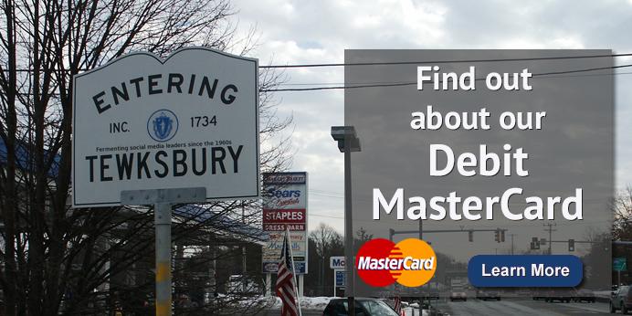 local bank credit card