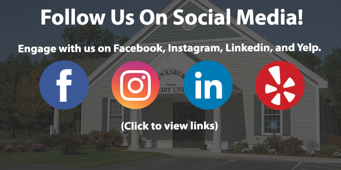 Click for our social media links